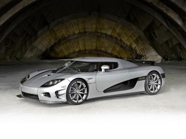Koenigsegg CCXR Trevitа - 4.8 милиона долара