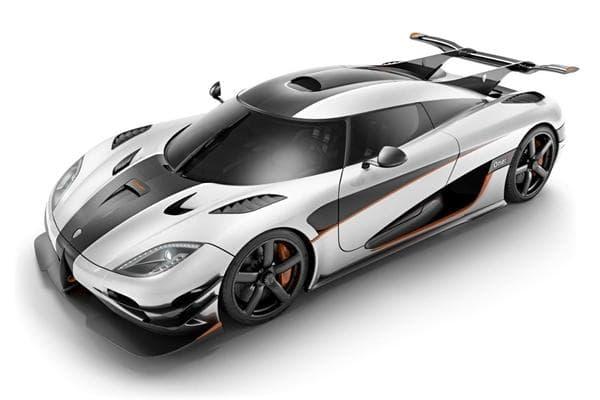 Koenigsegg One:1 - 2 милиона долара