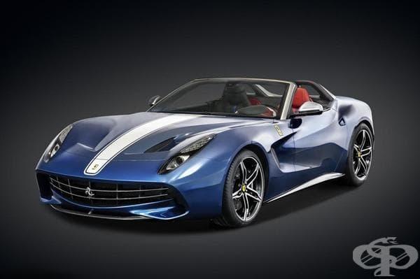 Ferrari F60 America - 2.5 милиона долара