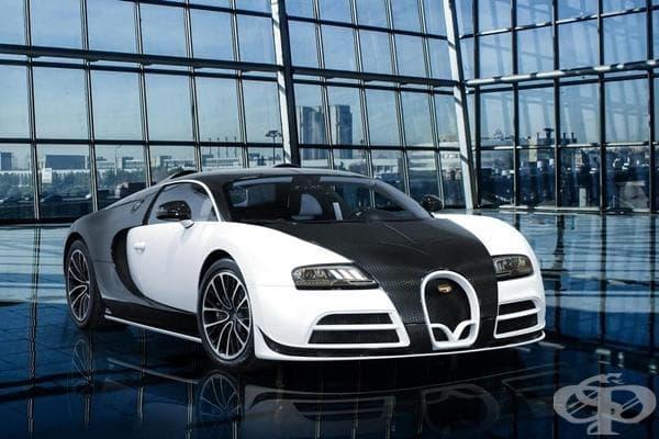 Mansory Vivere Bugatti Veyron - 3.4 милиона долара