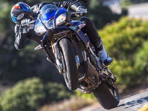 Най-добрите мотоциклети за 2016 г.