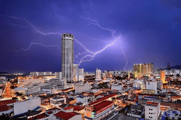 Трета награда, категория Градове / Джеръми Тан / Джордж таун, Малайзия