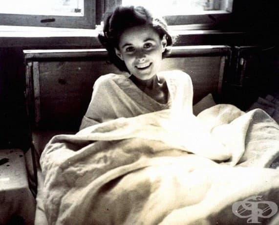 Радост: Жена, освободена от плен през 1945 г.