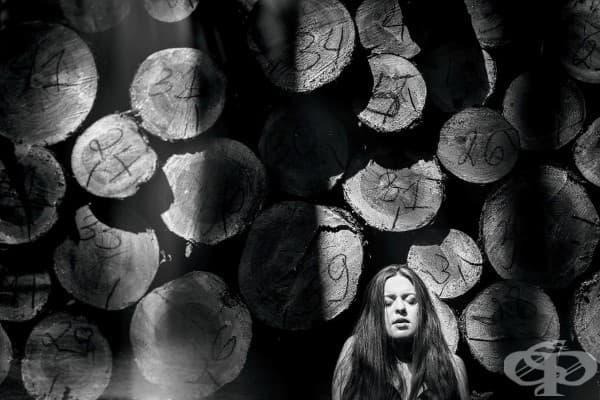 Женският оргазъм през фотографския обектив