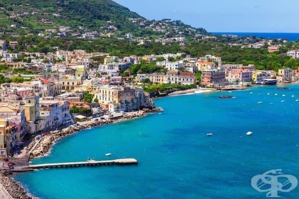 Исчия, Италия