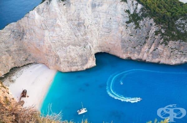 Остров Закинтос, Гърция.