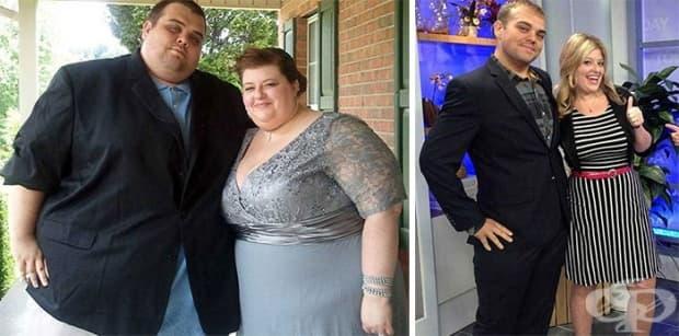 Двойка от Тенеси свалила общо 244 кг