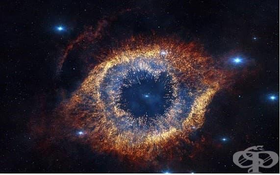 Хеликс Небула - окото на Вселената.