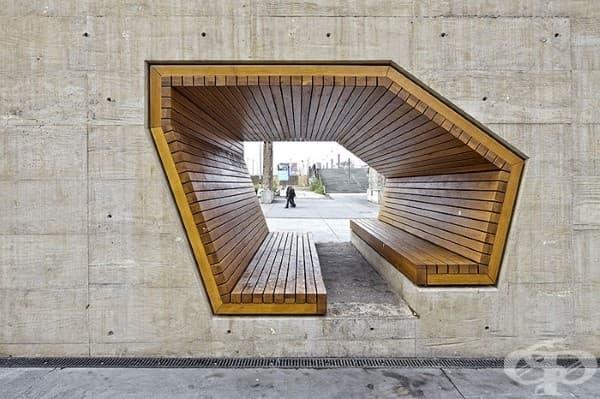 Алесвирдгут Архитектур, Люксембург