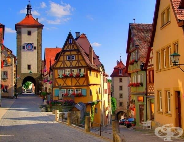 Ротенбург, Германия