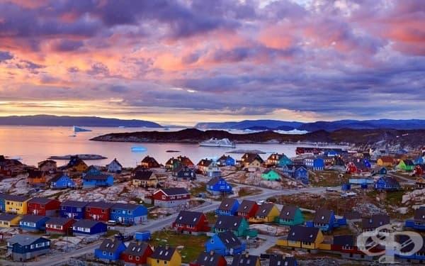 Мигдал, Гренландия
