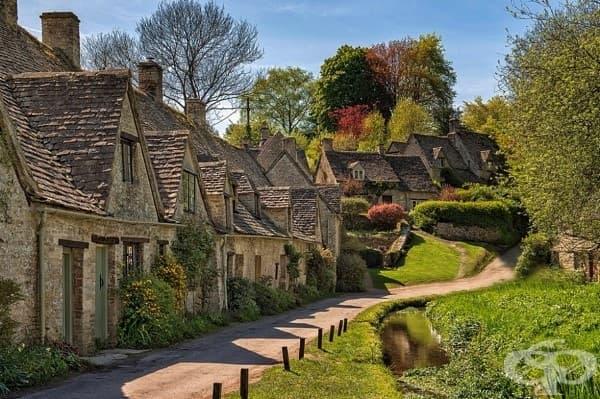 Байбъри, Великобритания