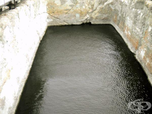 Цистерна за вода.