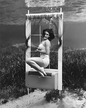 29 пин-ъп снимки, които няма да повярвате, че са заснети под водата през 1938 г.