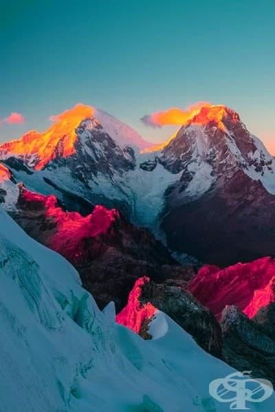 Андите, Перу