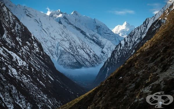 Хималаите, Непал