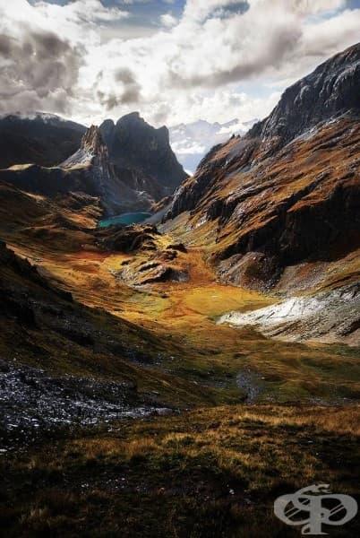 Алпите, Франция
