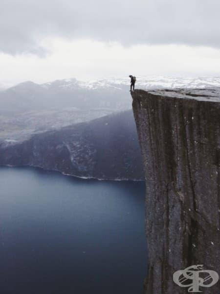 Прекестолен, Норвегия