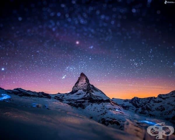 Матерхорн, Швейцария
