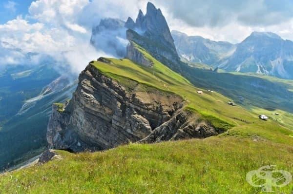 Планините Одле, Италия