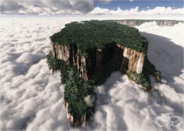 Планината Рорайма, Венецуела.
