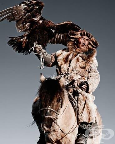 Племето Казакх; Местоположение: Монголия