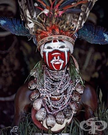 Племето Горока; Местоположение: Индонезия + Папуа Нова Гвинея