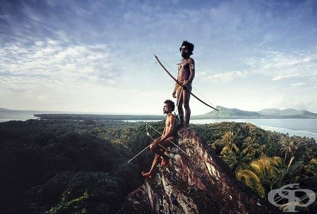 20-те оцелели племена на Земята!
