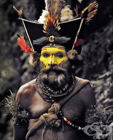 Племето Хули; Местоположение: Индонезия + Папуа Нова Гвинея