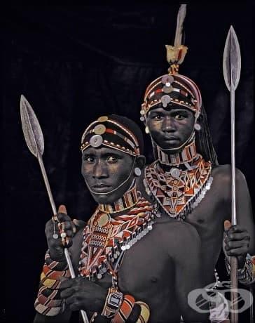 Племето Самбуру; Местоположение: Кения + Танзания
