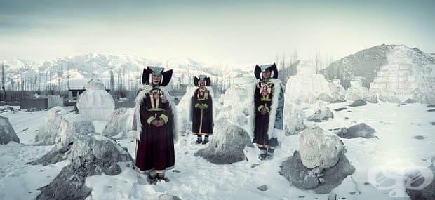 Племето Ладакхи; Местоположение: Индия