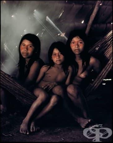 Племето Хуаорани; Местоположение: Аржентина + Еквадор