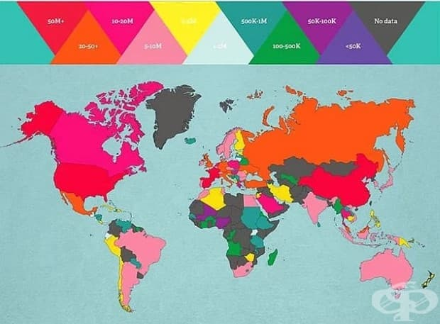 Най-популярните държави в света, които може да посетите