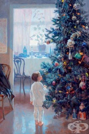 """Александър Левченков, """"Утрото на Новата година"""""""