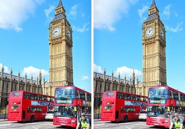 Трябва да сте гений, за да намерите всички разлики в тези 9 снимки