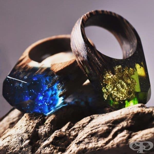 Това вероятно са най-красивите пръстени в целия свят