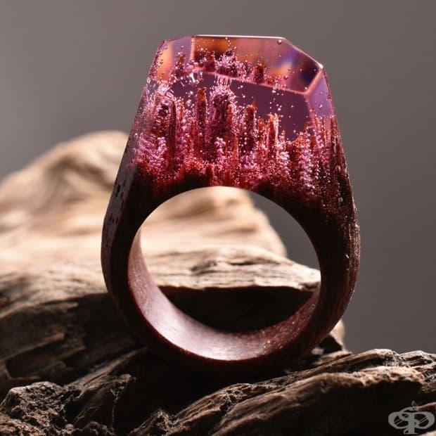 Уникални пръстени за уникални хора