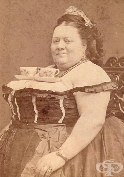 Уникален поднос за чай