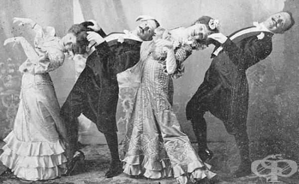 Танцът кейкуолк