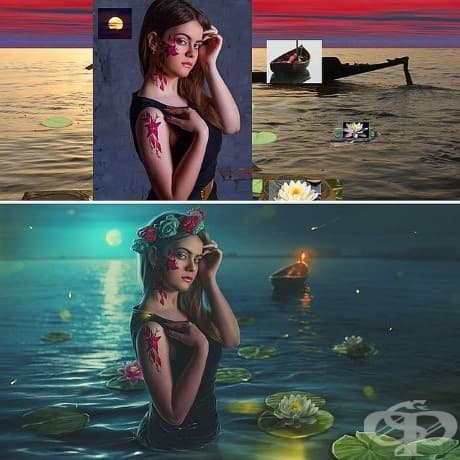 Вдъхновяващата работа на руски художник ще ви убеди, че ретуширането е изкуство!