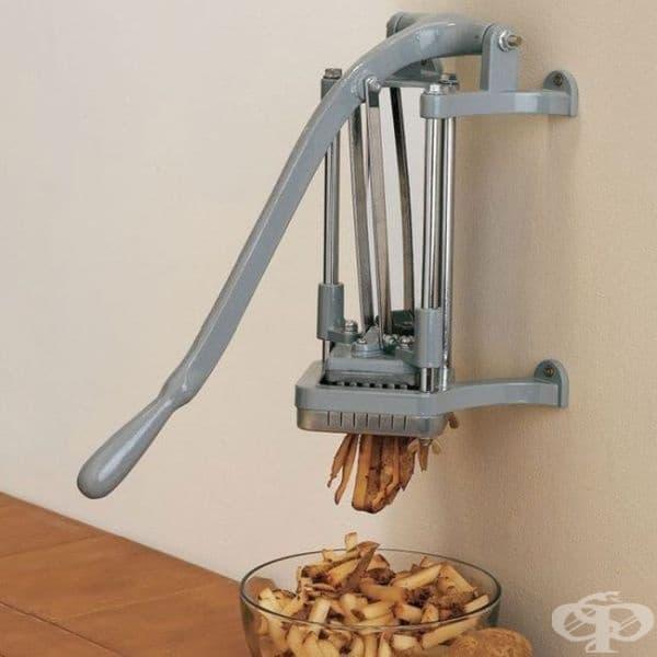 Резачка за картофи.