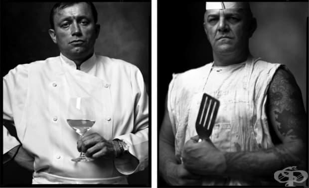 Френски готвач/Уличен готвач