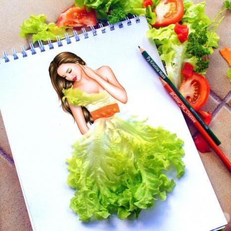 Илюстрациите на една млада и креативна художничка