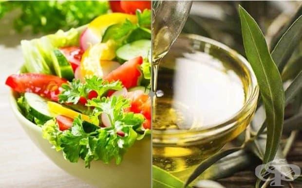 Каротеноидите и здравословните мазнини. Здравословните мазнини са страхотни за усвояване на каротеноиди като ликопен, бета-каротин и антиоксиданти.