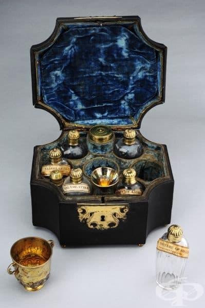 Медицински сандък от 1771г.
