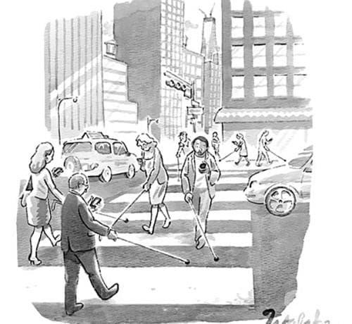 Пресичане на пътища