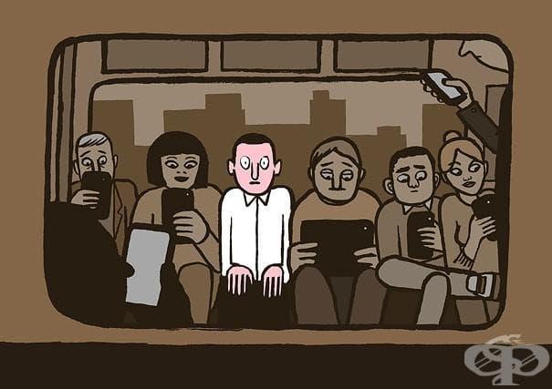 Странникът в метрото
