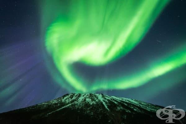 Северното сияние – всеки трябва да го види поне веднъж в живота си!