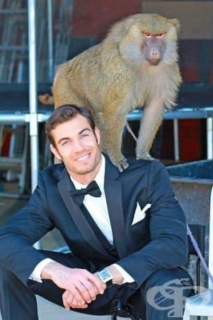 """Антин казва, че вярва, че връзката между хората и животните е """"едно от най-специалните неща на планетата""""."""
