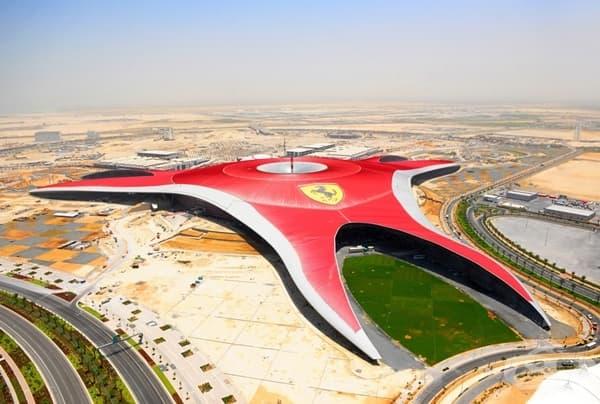 Ферари уърлд, Абу Даби